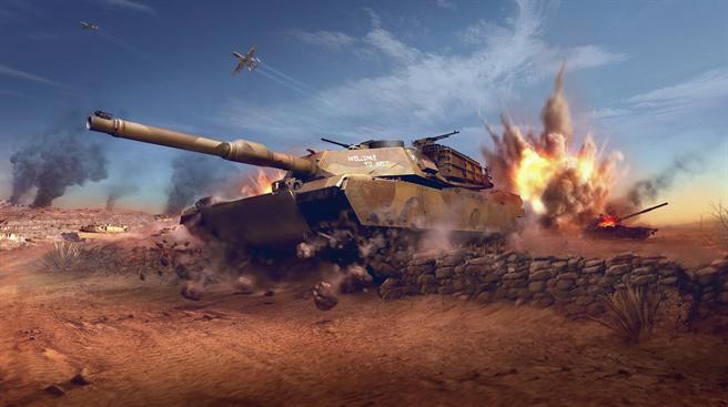 現代戰車將帶領玩家進入一個全新時代,將與以二戰為重點的《戰車世界》版本並存。