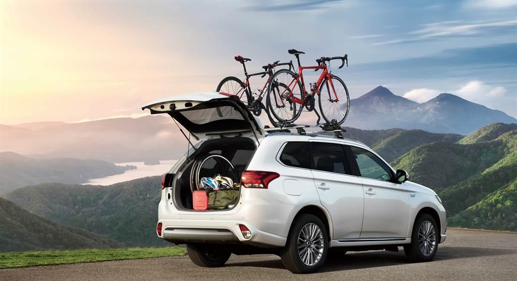 全球PHEV SUV品牌累積銷量第一 MITSUBISHI OUTLANDER PHEV 進化上市