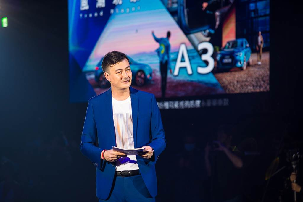 台灣奧迪總裁Matthias Schepers表示,此代為他最喜愛的一款A3。