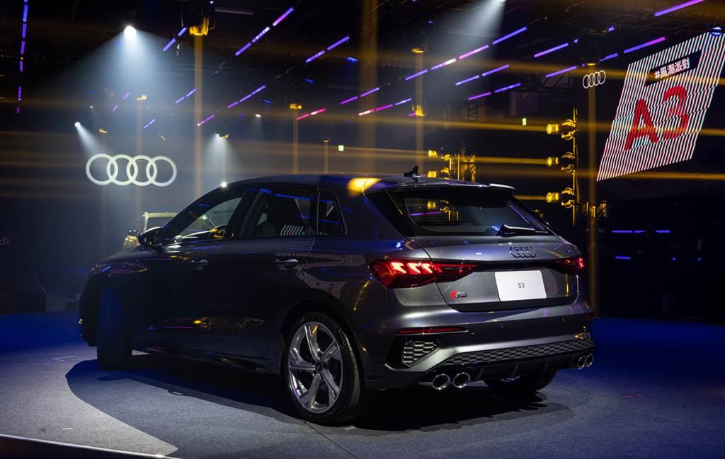 138萬入手豪華掀背!Audi第四代A3 Sportback正式上市
