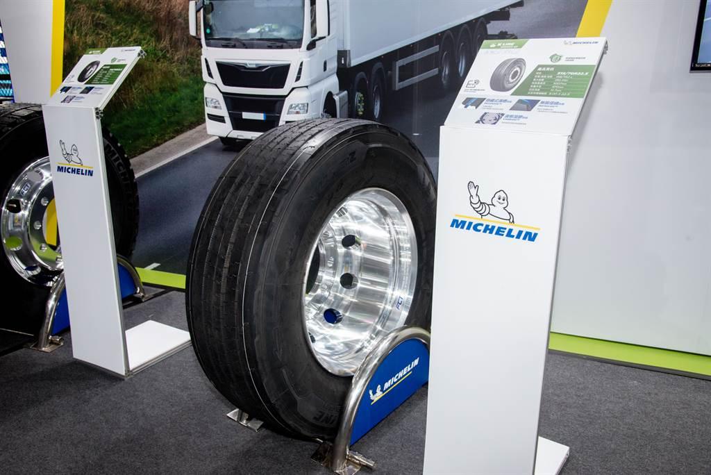 米其林X Line系列適合遠距離高速公路運輸,同時具備安全又省油的特性。