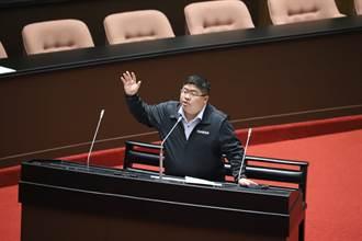 藍批排審國務機要費幫阿扁除罪化 蔡易餘:把法規一致並非為他