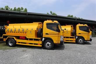 南市府獲環保署補助600萬 購置2輛沼液沼渣集運輸車