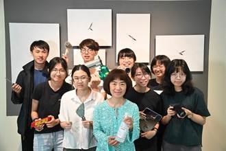 清華15件科技藝術作品 揚名法國國際藝術節
