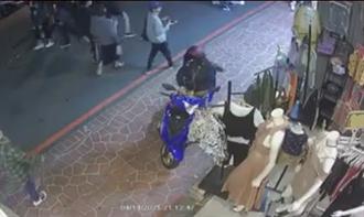 買2偷2服飾店衣服遭竊 店家PO網揪竊嫌
