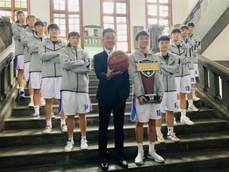 新竹高商HBL乙組2連霸 市長林智堅會面同享榮譽