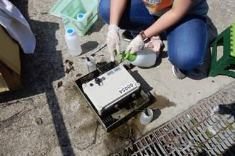 即時掌控水質變化 中市環保局布設30台水盒子
