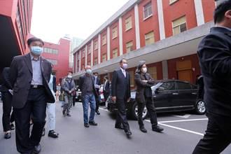 國會遷建 游錫堃:不敢奢想時程 卸任前確定地點就很高興了