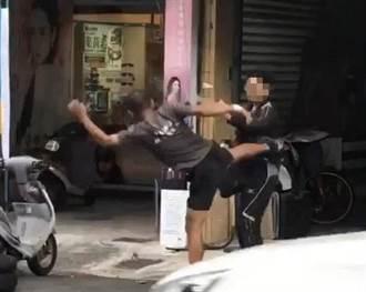 警休假當檢舉王被民眾暴打 警政署:無不法但不鼓勵