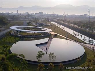 屏東縣民公園成熱門景點,獲美國繆斯設計獎首獎