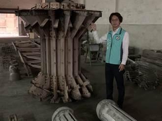 天外天劇場遺構無法原地保留 市議員:慶幸部分構件獲得保存