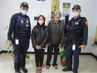 8旬失智老翁徘徊台北轉運站 員警主動關心助返家