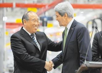 凱瑞赴上海 拜登上任後首位訪中高官
