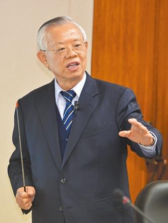 俞國華之後 彭淮南獲頒清大名譽博士