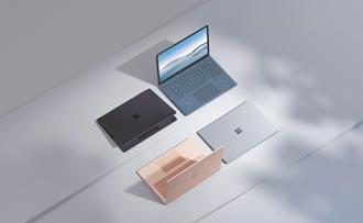 微軟Surface Laptop 4登場