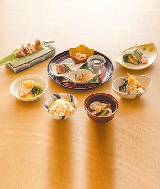 飯店會席料理 春季旬味食趣上桌