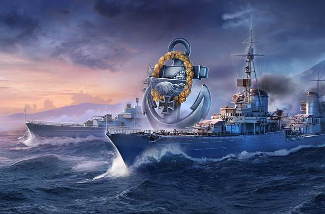 《戰艦世界》發表0.10.3版本更新 德國驅逐艦開放搶先體驗。(圖/戰遊網提供)