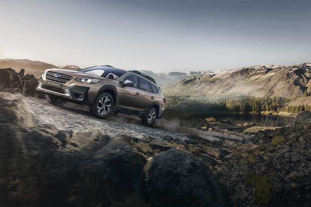 標配X Model越野模式,輕鬆帶領車主探索秘境。