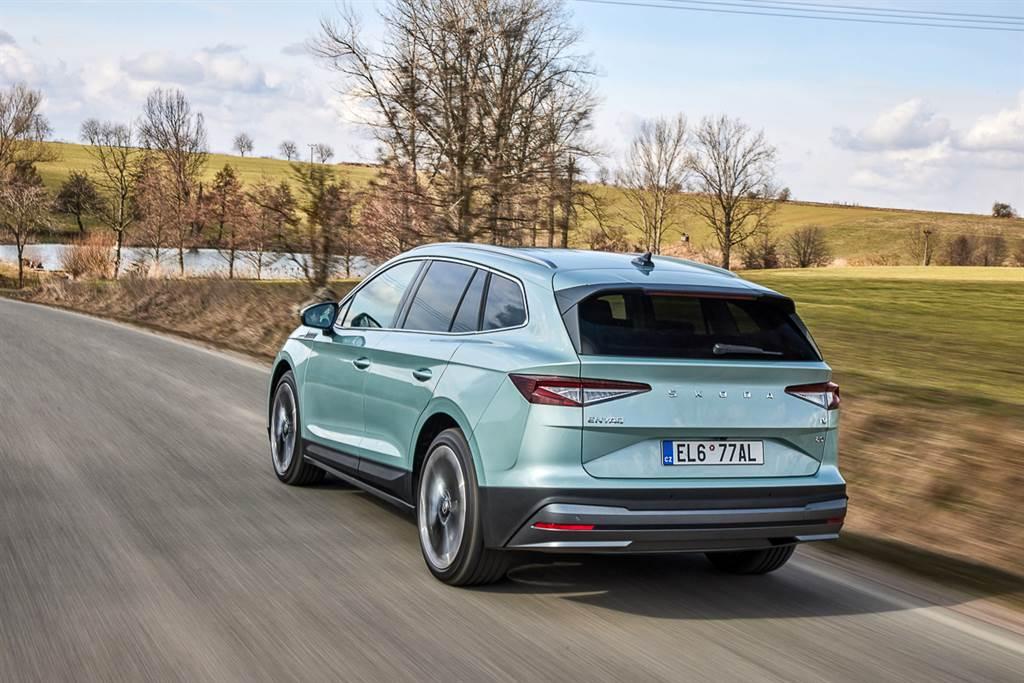 加速電氣化進程 Škoda 傳在短時間內續推純電新作