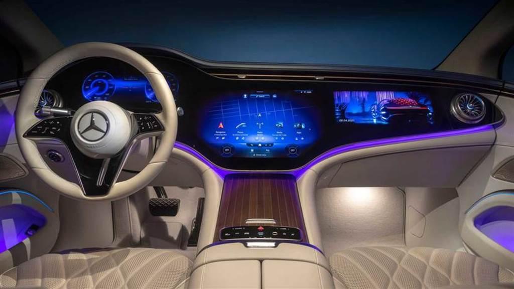 賓士最強電動車 EQS 正式發表:770 公里續航有 OTA,未來還能追加 L3 自動駕駛