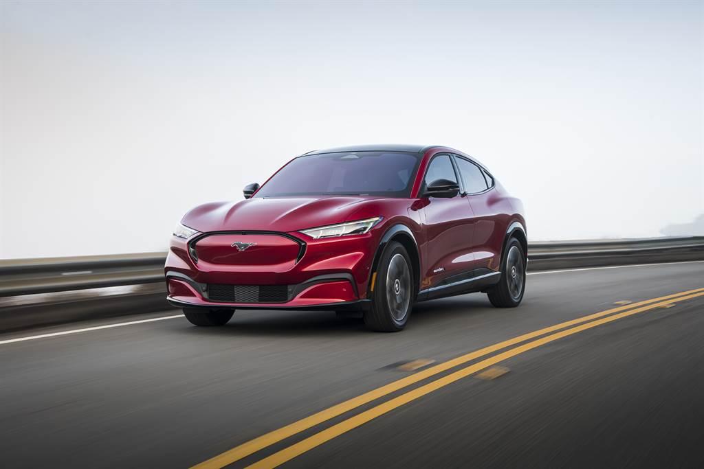 Ford首款純電SUV以Mustang Mach-E為名,為經典車系開創未來。