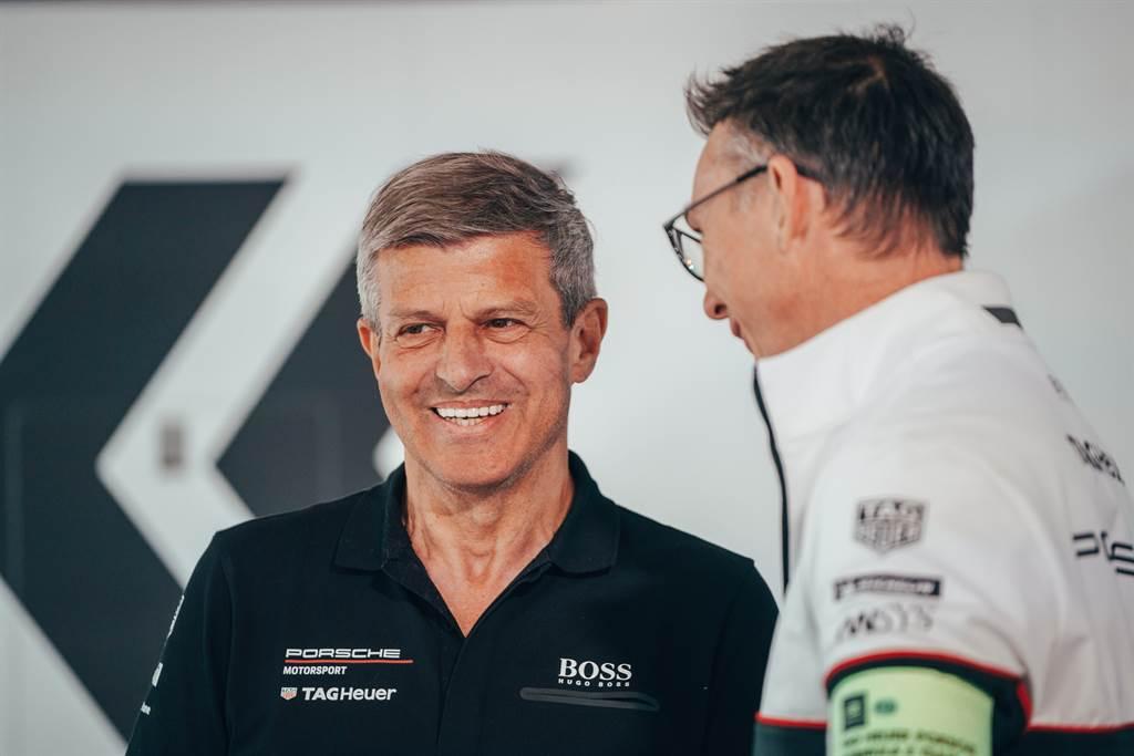 保時捷賽車運動部門副總裁兼福斯集團賽車運動資深副總裁Fritz Enzinger表示「全新Gen3賽車開啟了Formula E輝煌故事的下一章節,而我們也希望能參與其中。」
