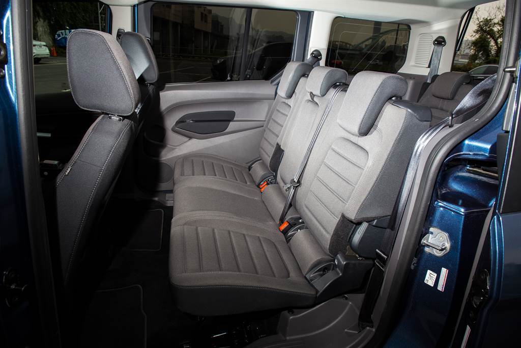 後座設計為旅玩家一大賣點,全車系提供FoldFlat百變座椅平整系統。