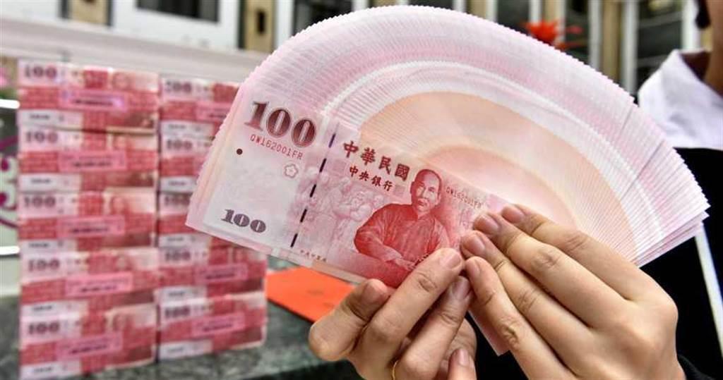 美匯率報告,台灣達被貼「匯率操縱國」標籤門檻但未列名單(圖/達志影像)