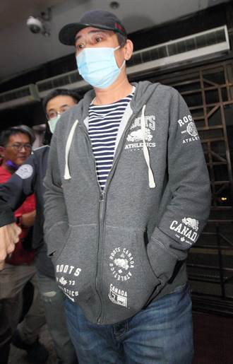 王靜瑩前夫陳威陶涉吸金逾7億 複訊後27萬元交保