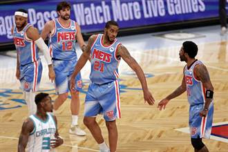 NBA》籃網六星連線沒了!艾卓吉因心臟問題宣告退役