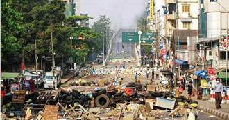 緬甸政變台商慌4/滋事工人、台幹全住工業區 送禮、加薪求順利生產