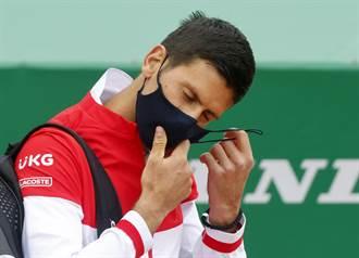 網球》喬柯維奇爆冷出局 蒙地卡羅大師賽止步16強