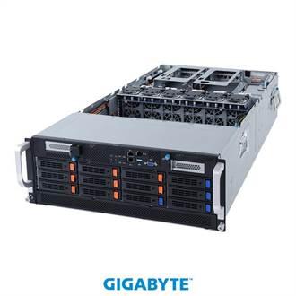 技嘉伺服器支援NVIDIA最新GPU