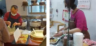 外食族注意!調查:收銀員接觸食物的店家易致中毒