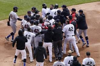 MLB》「被動」出局引爆板凳清空 事主賽後超懊惱