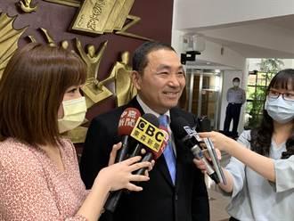 日本排放核廢水 侯友宜:台灣身為鄰國更該反對