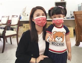 迎接大甲媽回鑾不忘防疫  議長張清照服務處1萬個口罩免費送