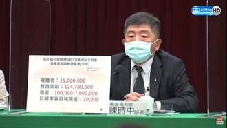 太魯閣號善款分配出爐 罹難1500萬 陳時中:政府一毛不留