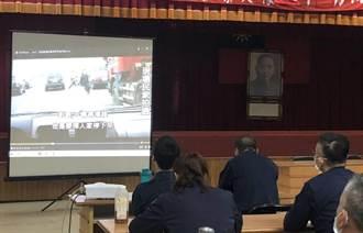 強化員警教育訓練  北市保大授課與實務接軌