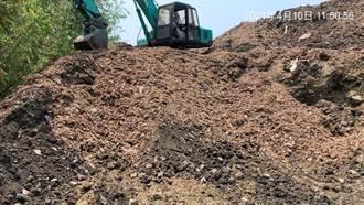 非法堆置3000公噸廢木材 行為人、承租人遭移送法辦
