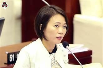 簡舒培批利用疫苗政治操作 北市發言人陳智菡否認:經過查證