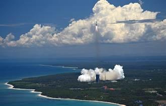 美可取而代之 陸正積極將太空武裝化