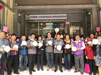 龍潭醫療小管家揭牌 推出中醫體質檢測