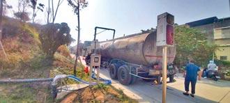 台中抗旱 啟動大型RO級淨水設備