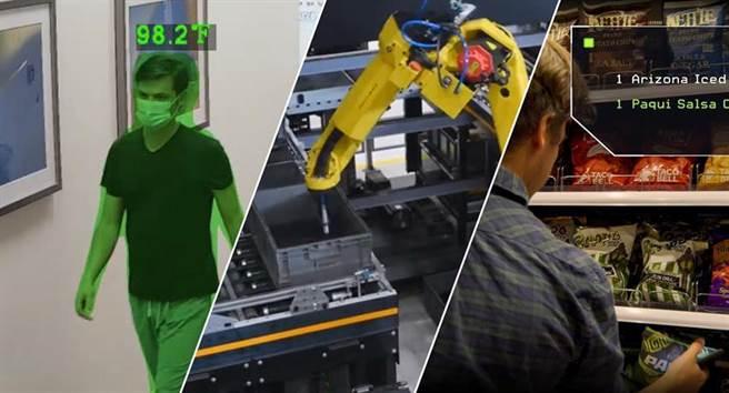 (NVIDIA與頂尖的服務與網路基礎設施供應商合作開發AI-on-5G平台開發解決方案。圖/業者提供)