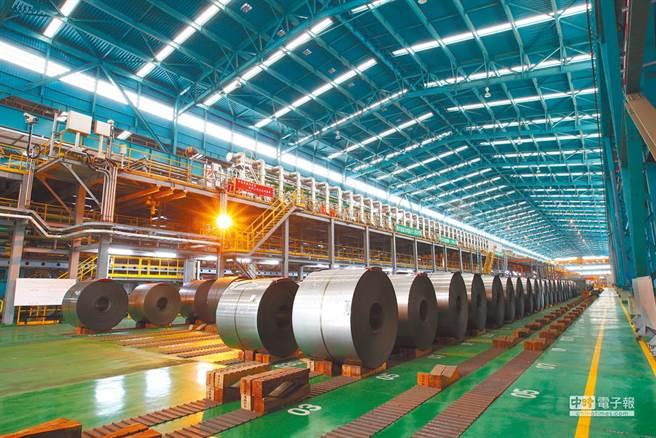 謝金河表示,拜登的百年大型基礎建設計劃,可能給台灣鋼鐵產業帶來空前機遇。(中鋼提供)