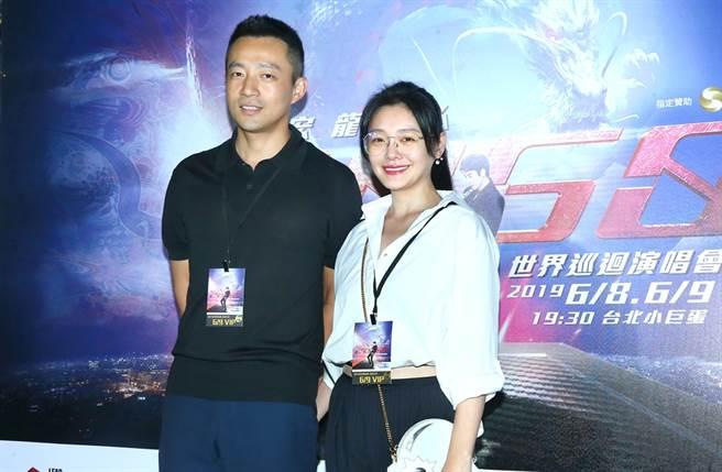 大S和汪小菲結婚將滿11年。(圖/中時資料照片)