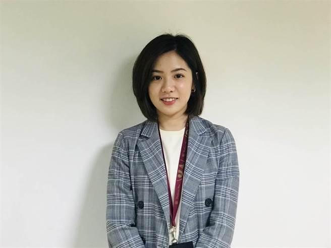 北市府副发言人「学姐」黄瀞莹2019年惊传遭到性骚扰。(图为中时资料照)