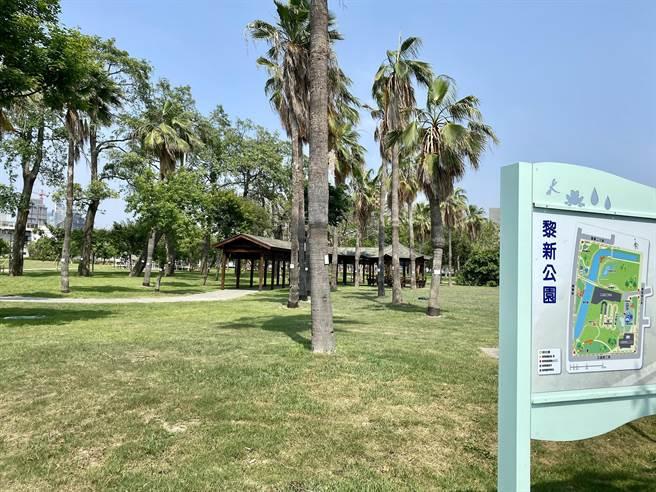台中市府推動美樂地計畫,以一年50座速度新闢改建,讓台中處處景點,打造花園城市。(盧金足攝)