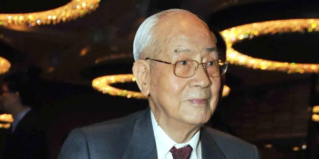 萬泰銀行前董座許勝發驚傳過世,享耆壽98歲。(圖/本報資料照)